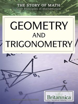cover image of Geometry and Trigonometry